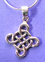 Manufacturer jewelry wholesaler supply celtic sterling silver pendant