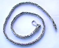 Importer wholesale Thailand sterling silver necklace wholesale discount necklace