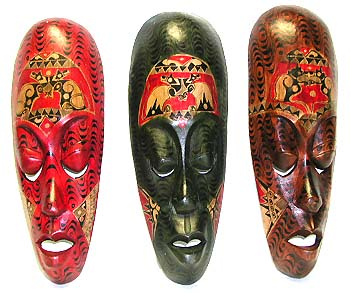 Online mask gallery wholesaler wholesale tribals mask from Canada